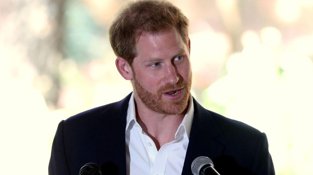 Foto: El príncipe Harry, en una imagen reciente. (Reuters)
