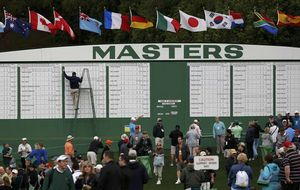Masters de Augusta, golf y lujo en el club más exclusivo del mundo