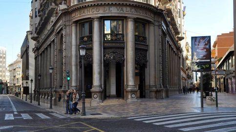 La huella del Banco de Valencia en la sede social de la nueva CaixaBank
