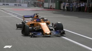 Ahora ya no tengo duda. Por qué Alonso arrastra su monoplaza hasta los boxes