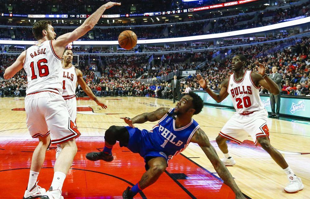 Foto: Los Bulls sigue sumando buenos resultados en un gran comienzo de temporada (Efe).