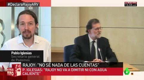 'Al rojo vivo' (10,8%, 15,4% y 12,5%) triunfa con la declaración de Rajoy