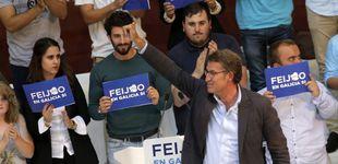 Post de Galicia descuenta una campaña electoral sin mítines por primera vez en la historia