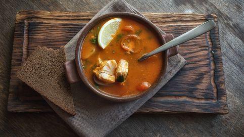 El marmitako lo hacemos esta vez… ¡con calamares!