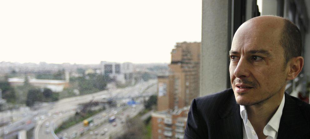 Foto: El hasta ahora presidente y consejero delegado de Gowex, Jenaro García