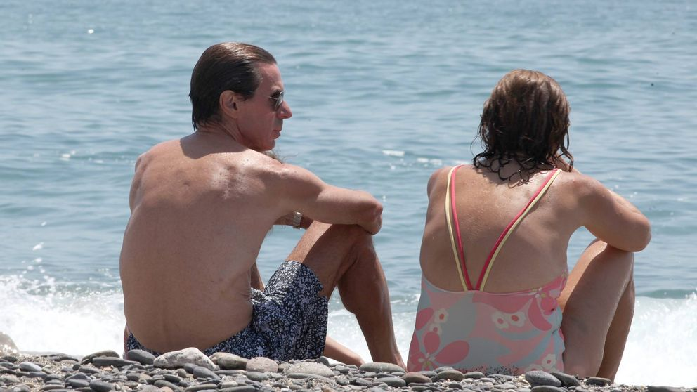 Las rutinas de los Aznar Botella en Marbella... cuando les deja el coronavirus