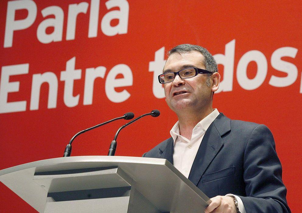 Foto: El ya ex alcalde de Parla, José María Fraile (Efe)