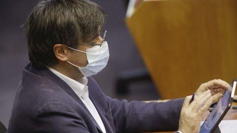 El Tribunal de Cuentas solo podrá embargar un tercio del sueldo de Puigdemont