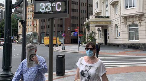 Un verano anticipado toma España con temperaturas superiores a 35º