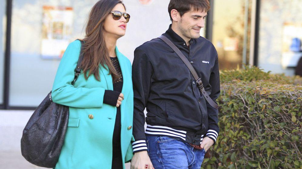 Foto: La pareja, en una imagen de archivo (Gtres)