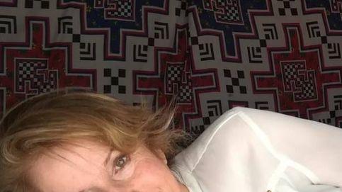 Marta de Arespacochaga, la pintora que se inspira en Felipe y Letizia: Se critica mucho más a los Reyes en España que fuera