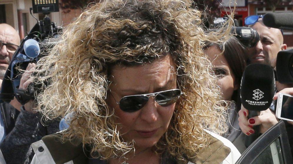 Foto: Diana López-Pinel, la madre de Diana Quer. (EFE)