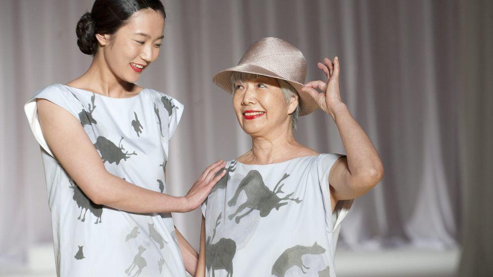 Foto: Sentir que no son una molestia, objetivo de los ancianos en Japón. Foto: EFE/Everett Kennedy Brown