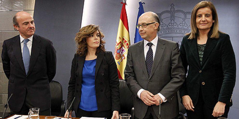 """Foto: Rajoy sube los impuestos y anuncia recortes """"extraordinarios"""" para ahorrar 8.900 millones"""
