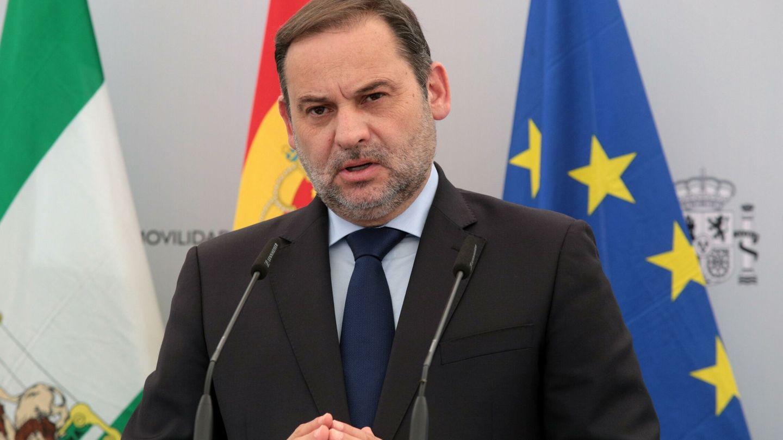 El exministro de Transportes, José Luis Ábalos. (EFE)