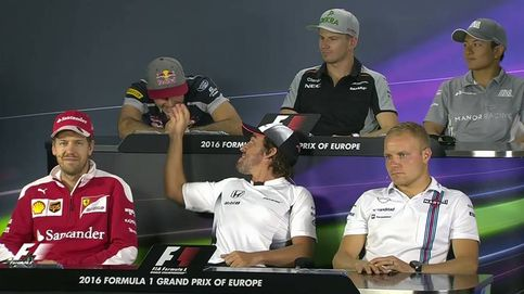 La peineta de Sainz a Alonso o cómo dos pilotos de F1 tienen tan buen rollo