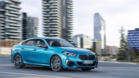 El espectacular nuevo 'disparo' de BMW: así es su coche del futuro, el Serie 2 Gran Coupé