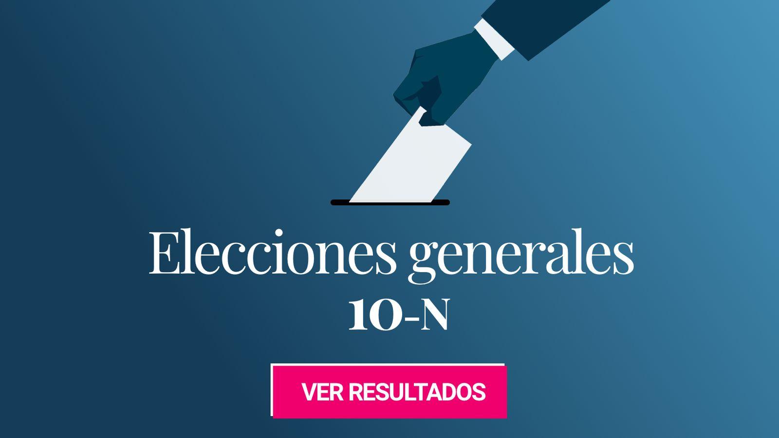 Foto: Elecciones generalaes 2019. (C.C./EC)