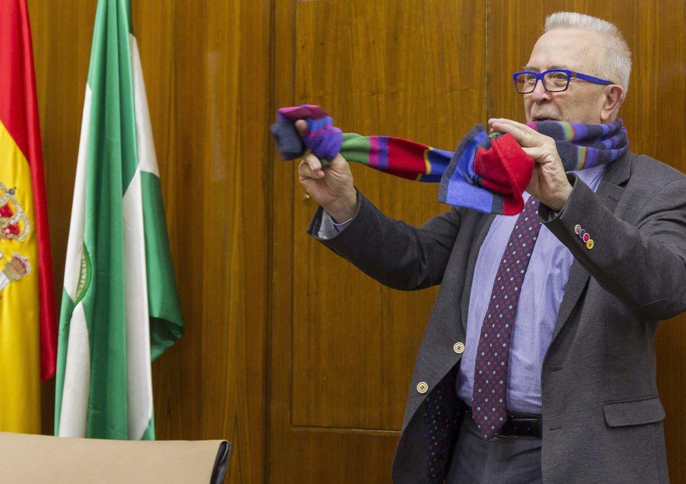 Foto: El consejero de Economía, Innovación, Ciencia y Empleo, José Sánchez Maldonado. (EFE)