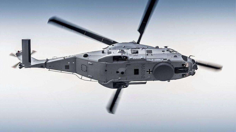 El 'Romeo' debe llegar: el problema del helicóptero antisubmarino en España