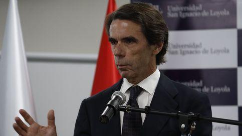 Aznar defiende una intervención en Venezuela para apoyar a Guaidó