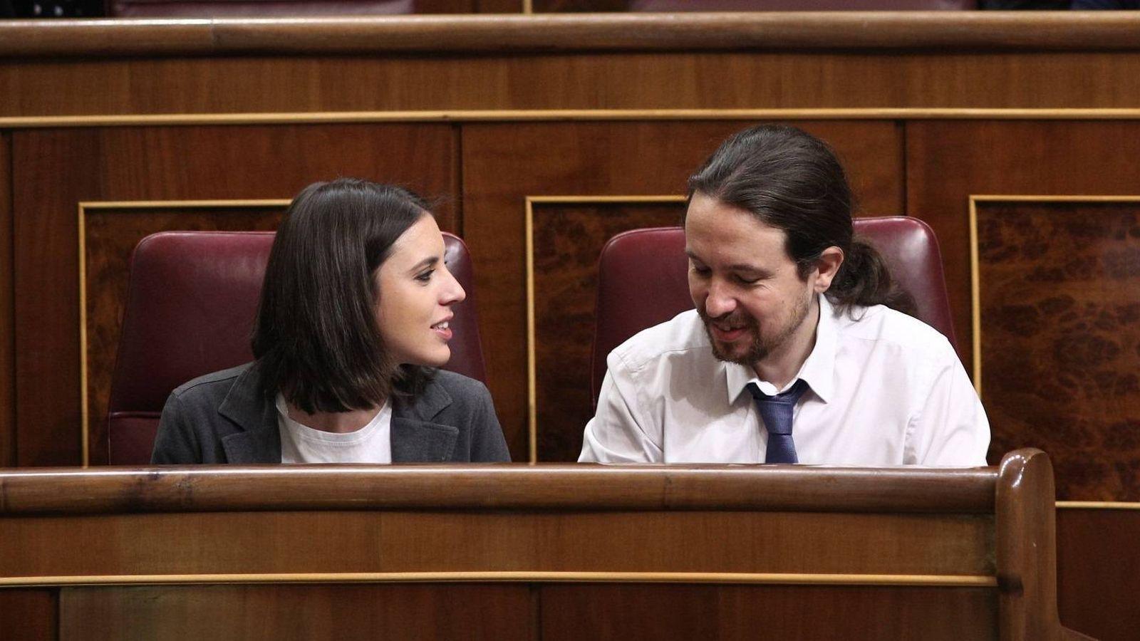 Foto: Iglesias y Montero en una foto de archivo. (Cordon Press)