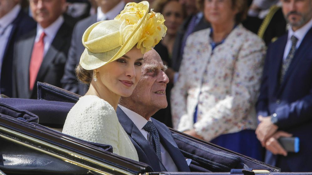 Foto: Todas las imágenes de la visita de Estado de los Reyes a Reino Unido