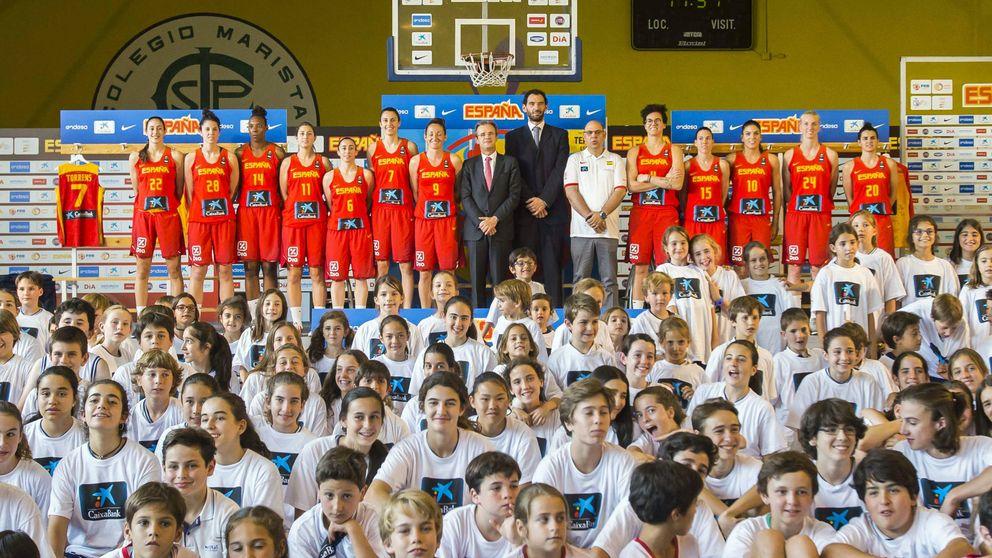 La selección femenina parte hacia el Eurobasket con ambición absoluta