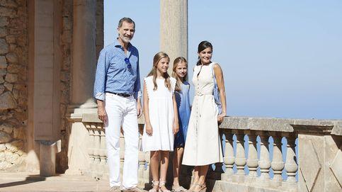 Primicia: la primera localidad que visitarán Felipe y Letizia con sus hijas en Mallorca
