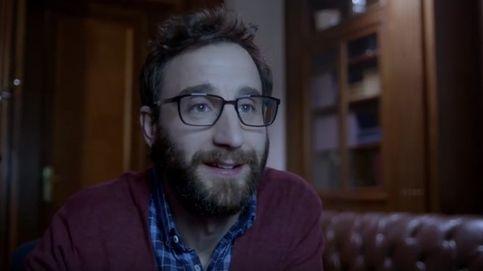 Dani Rovira se desvive por los Goya en el anuncio de los premios