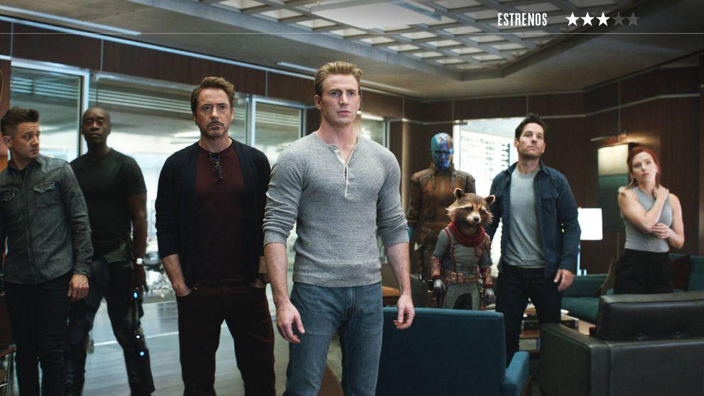 'Vengadores: Endgame': desfase total de Marvel