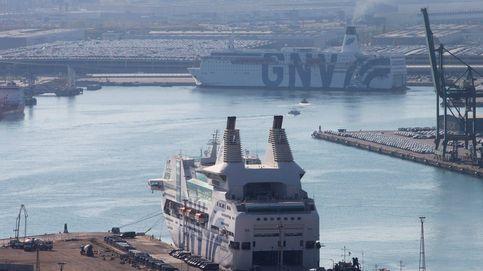 El puerto de Barcelona, el más contaminado de Europa