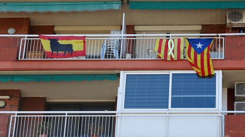 La fractura de Cataluña baja al comercio de la esquina: Hay que hundir lo español