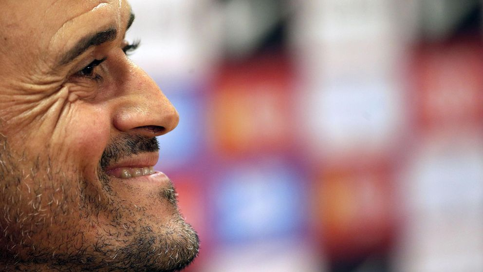 Luis Enrique se enfurruña con la prensa y crece el desgobierno