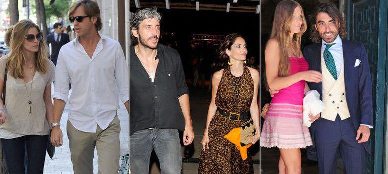 Foto: Las tres parejas de amigos que fueron a Bali y regresaron anunciando embarazo