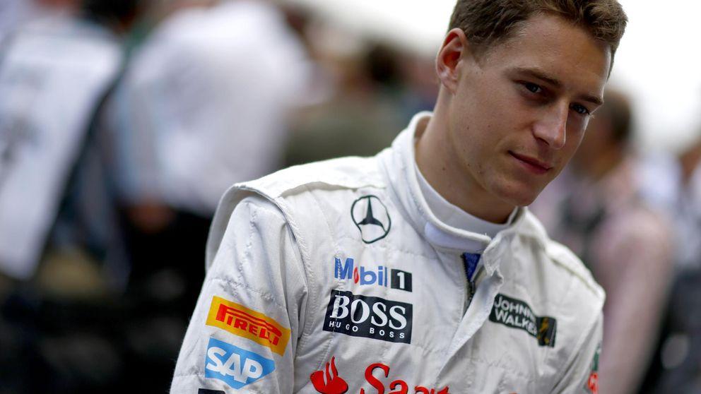 McLaren pone al joven Vandoorne como heredero de Alonso y Button