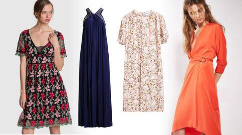 20 vestidos de rebajas perfectos para llevar como invitada a una boda