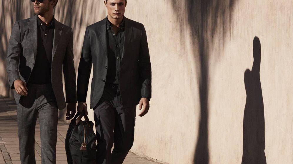Foto: ¿Es el traje aburrido? Conoce cómo huir de la corbata sin perder ni un ápice de estilo. (Foto: Massimo Dutti)