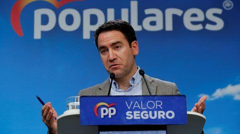 Egea sale al paso de Ayuso y descarta la abstención del PP en la investidura