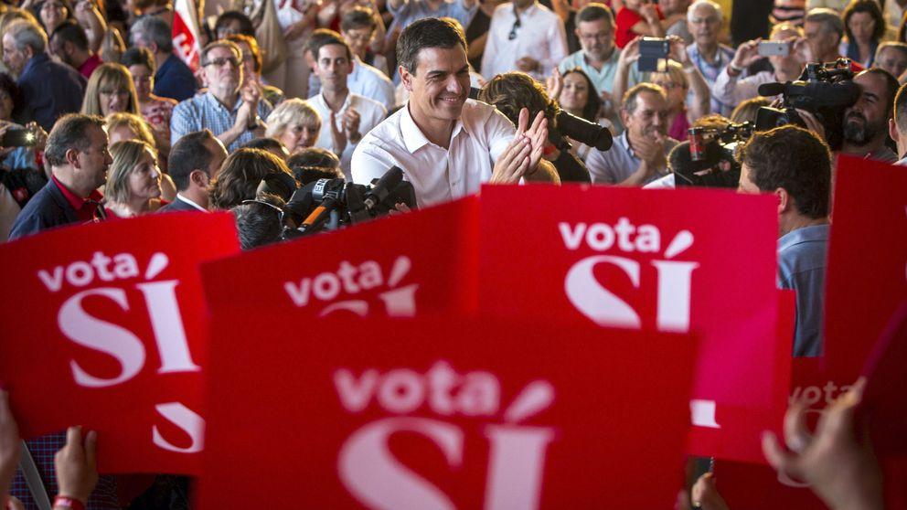 Ofensiva final del PSOE para captar más de medio millón de votos para el 26-J