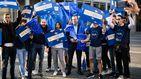 ¿Cómo se conforman los grupos políticos tras unas elecciones europeas?