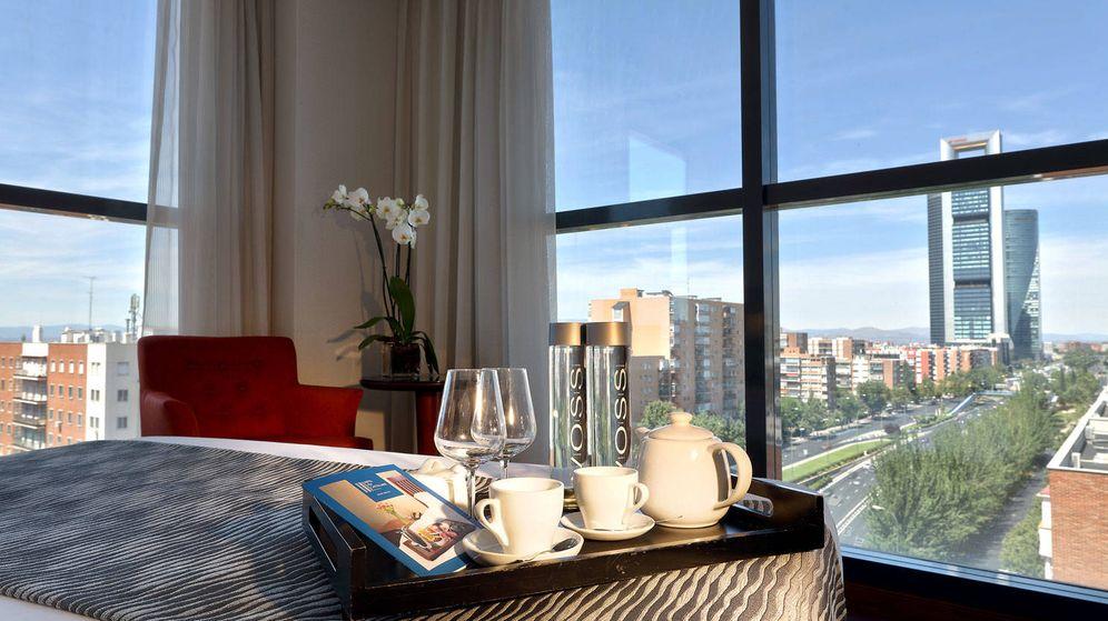 Foto: Vía Castellana es uno de los hoteles que componen la cartera de Millenium Hotels.