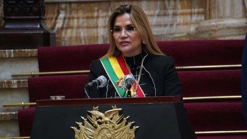 Áñez renuncia a su candidatura a presidir Bolivia para evitar la división del voto