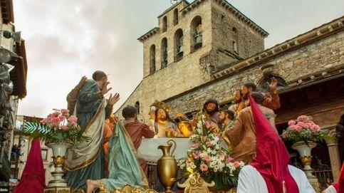 De procesiones, pastelerías, tapas y restaurantes en la Semana Santa de Jaca