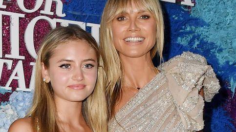 Heidi Klum y su hija Leni arrasan en la alfombra roja más solidaria del verano