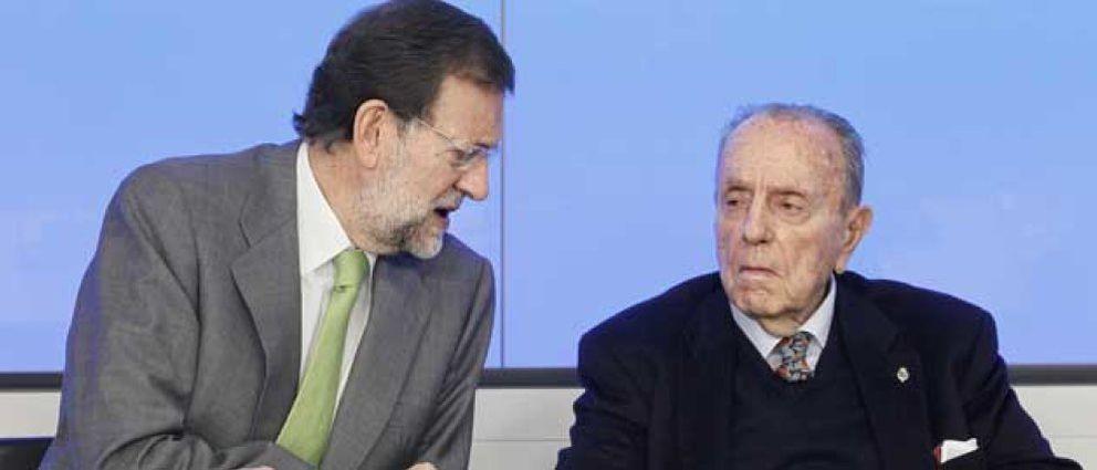 Foto: Manuel Fraga fallece a los 89 años con el reconocimiento de toda la clase política