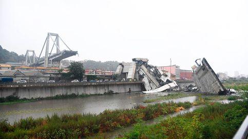 Al menos 35 muertos al hundirse el puente de una autopista en Génova
