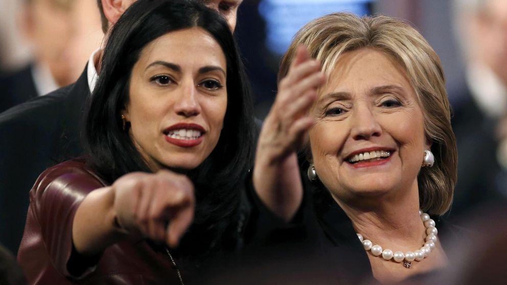 Huma Abedin, en imágenes: así es el 'garbanzo negro' de la campaña de Clinton