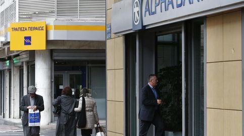 La banca griega, contra las cuerdas: ninguna entidad llega a valer un euro por acción