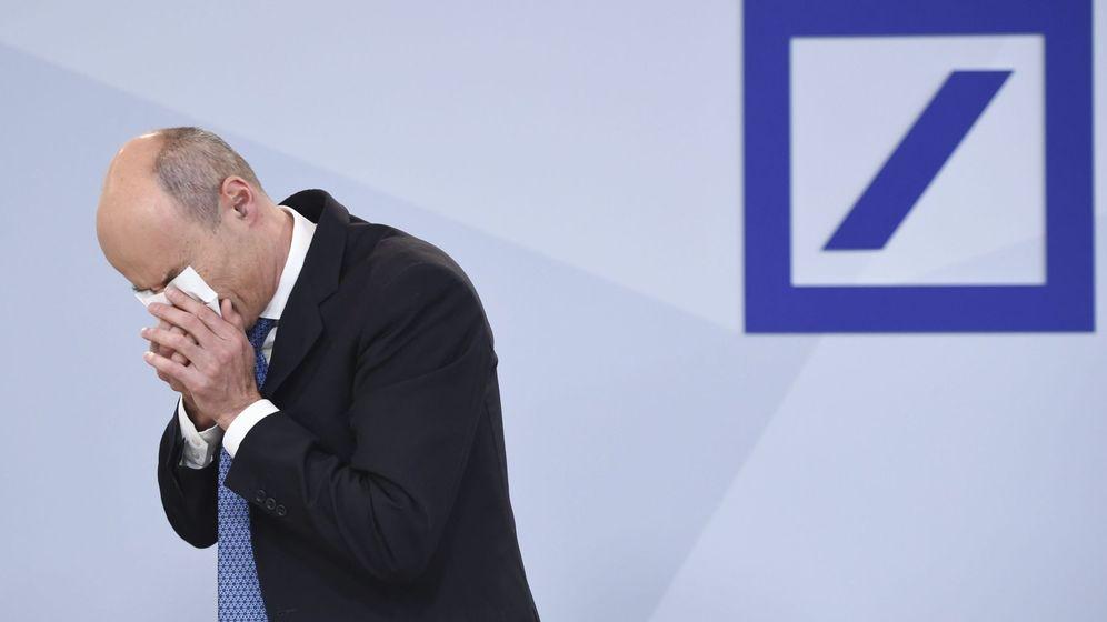 Foto: El director de finanzas del Deutsche Bank, Marcus Schenck. (EFE)